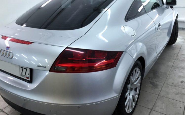 Кузовной ремонт Audi в Москве